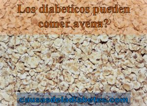 Los diabeticos pueden comer avena